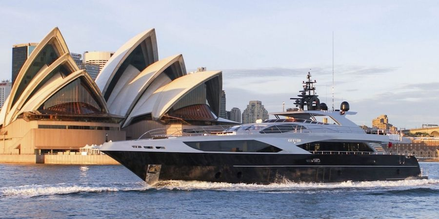 Ghost II makes your Sydney Superyacht cruising experiences come to life!