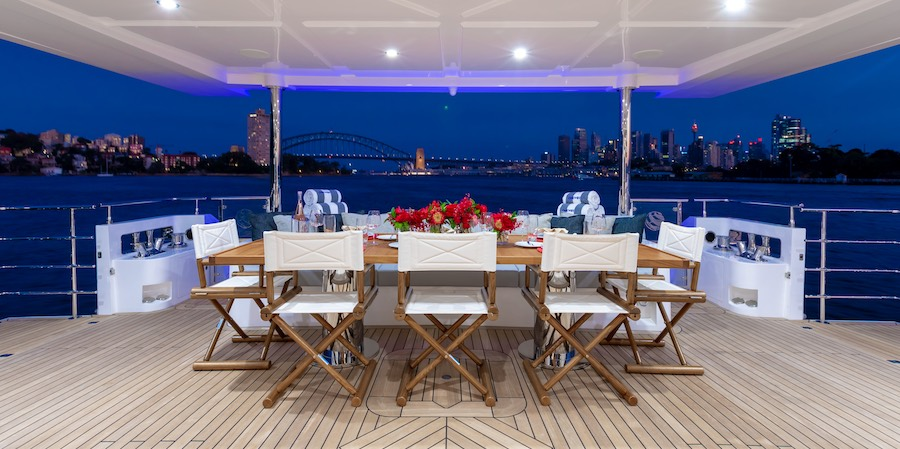 Super Yacht Charters on One World